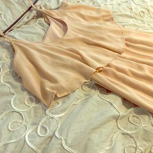 Show Me You Mumu bridesmaid dress